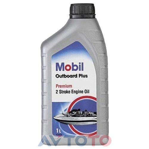 Моторное масло Mobil 142086