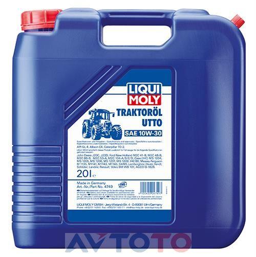 Трансмиссионное масло Liqui Moly 4749