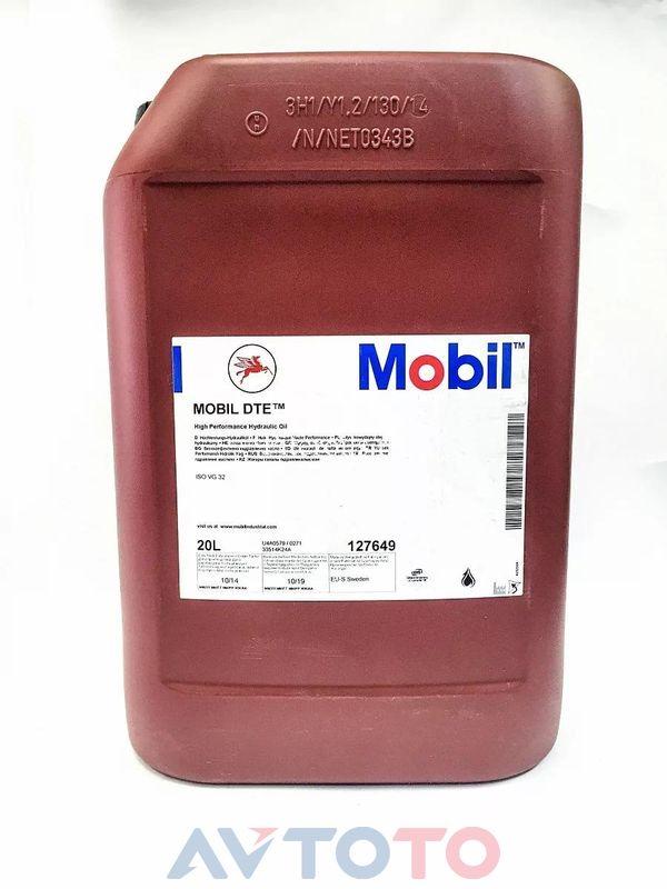 Гидравлическое масло Mobil 127649