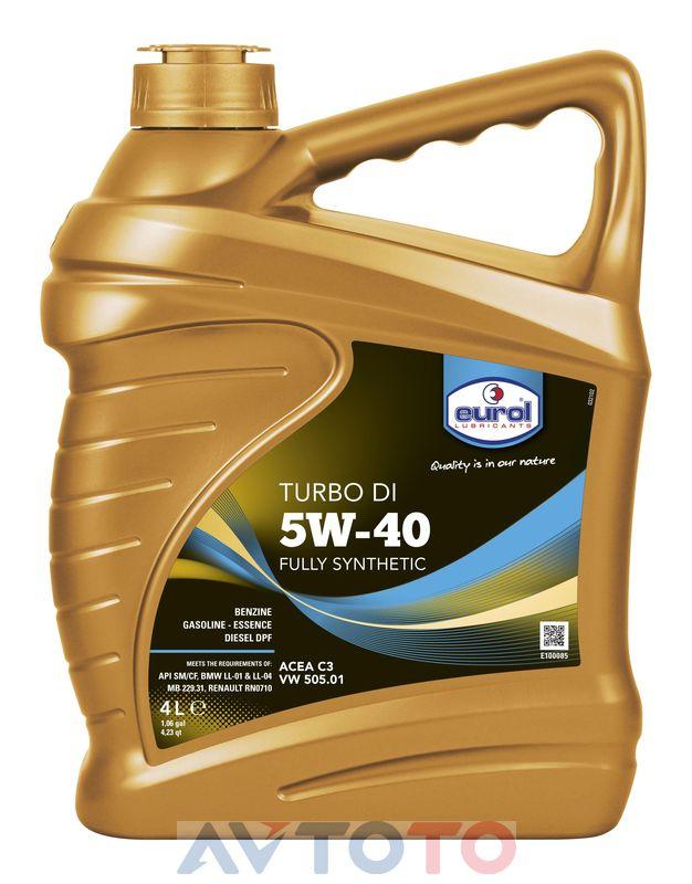 Моторное масло Eurol E1000854L