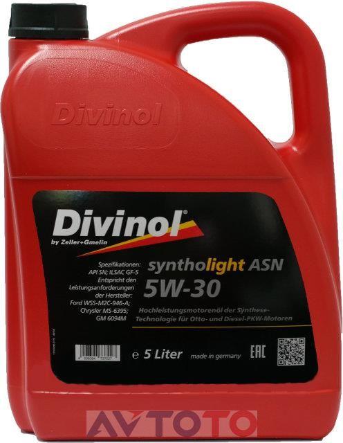 Моторное масло Divinol 49150K007