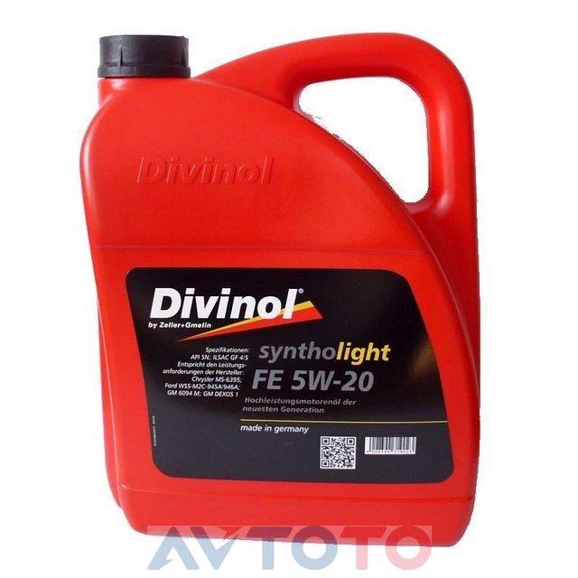 Моторное масло Divinol 49370K007