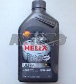 Моторное масло Shell HelixUltra0W301L