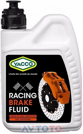 Тормозная жидкость Yacco 625072