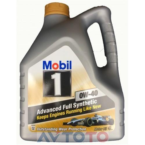 Моторное масло Mobil 150032