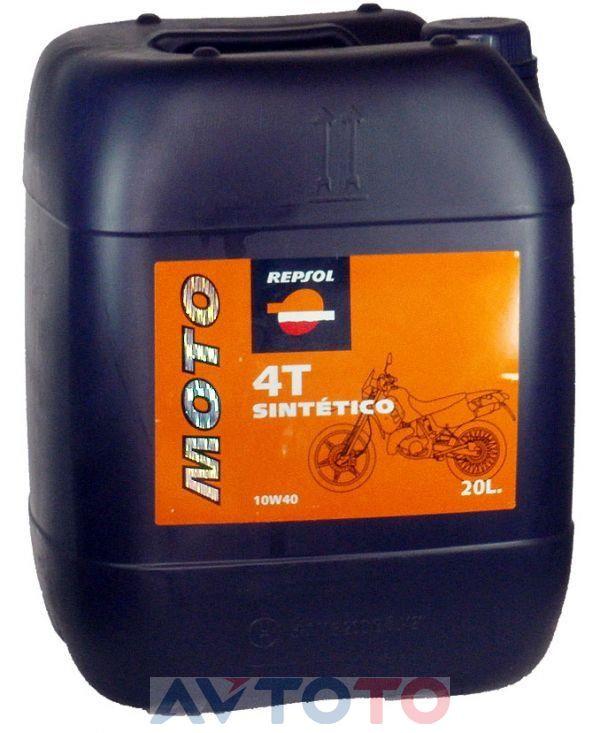 Моторное масло Repsol 6209R