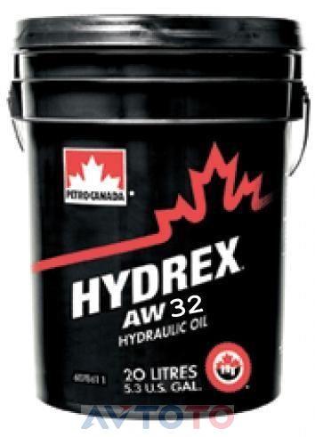 Гидравлическое масло Petro-Canada HDXAW32P20