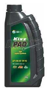 Моторное масло KIXX L2083AL1E1