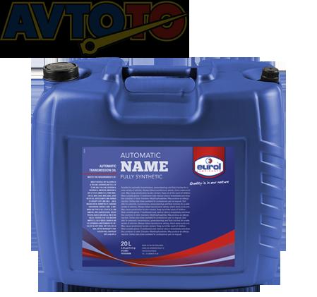 Моторное масло Eurol E10011920L