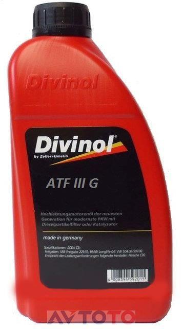 Трансмиссионное масло Divinol 51820C069