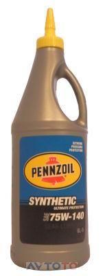 Трансмиссионное масло Pennzoil 071611905534