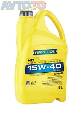 Моторное масло Ravenol 4014835724556