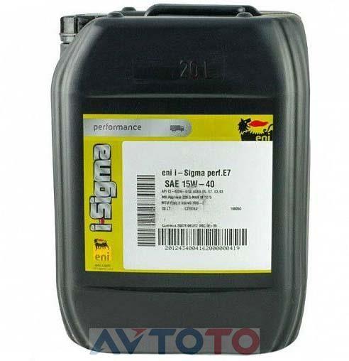 Моторное масло Eni 108050