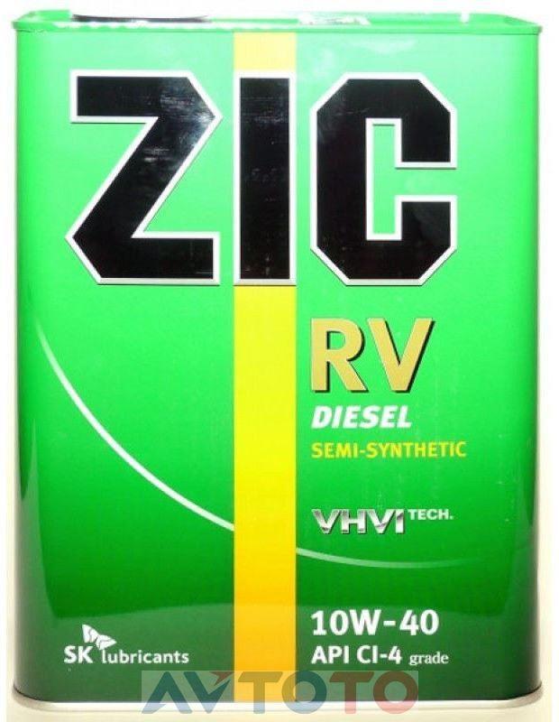 Моторное масло ZIC 163129