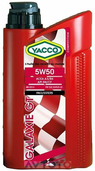 Моторное масло Yacco 310524