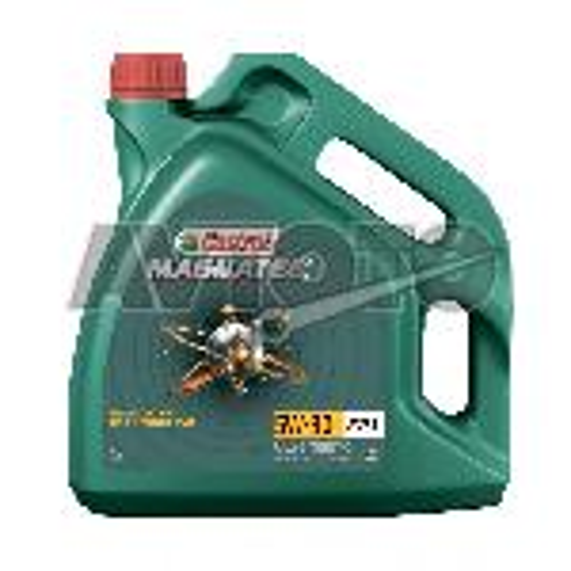 Моторное масло Castrol 156ED5