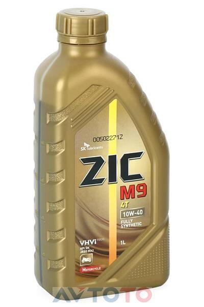 Моторное масло ZIC 137210
