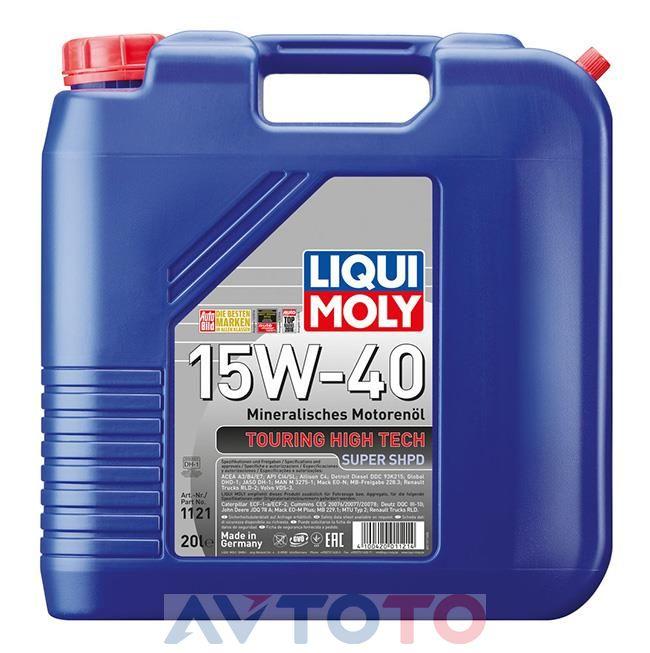 Моторное масло Liqui Moly 1121