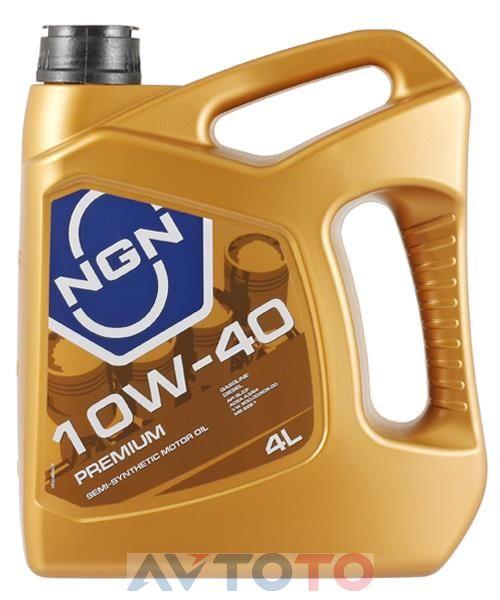 Моторное масло NGN Oil 10W40SLCFPREMIUM4L