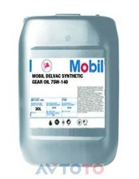 Трансмиссионное масло Mobil 152672
