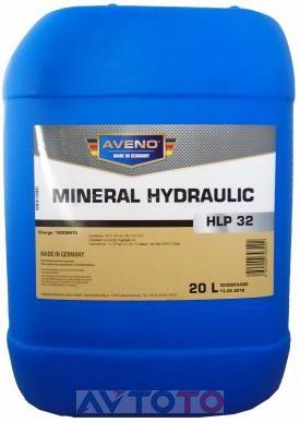 Гидравлическое масло Aveno 3030053020
