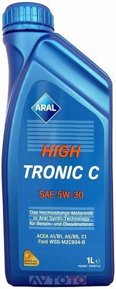 Моторное масло Aral 10589