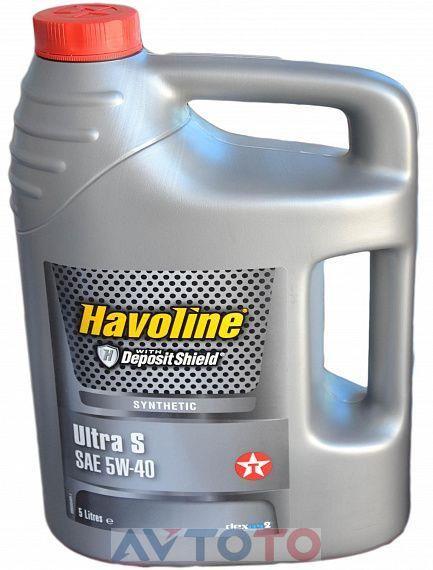 Моторное масло Texaco 801339LGE
