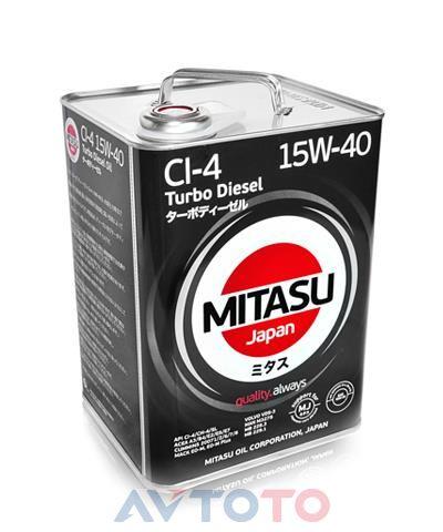 Моторное масло Mitasu MJ2316