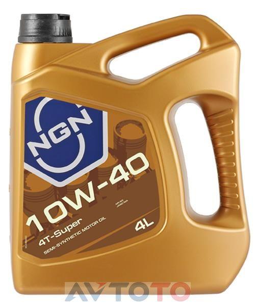 Моторное масло NGN Oil 10W40SLCF4TSUPER4L