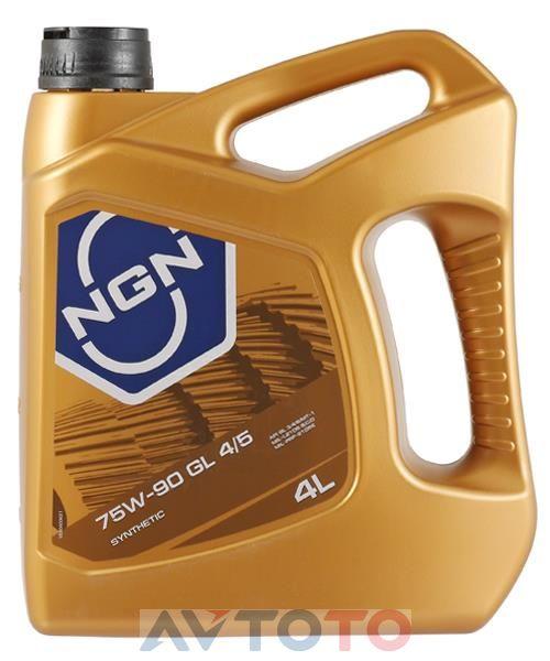 Трансмиссионное масло NGN Oil 75W90GL454L