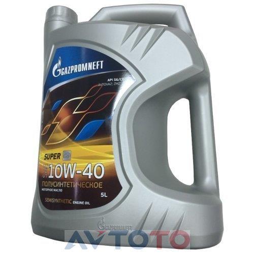 Моторное масло Gazpromneft 4650063110787
