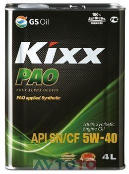 Моторное масло KIXX L208344TE1