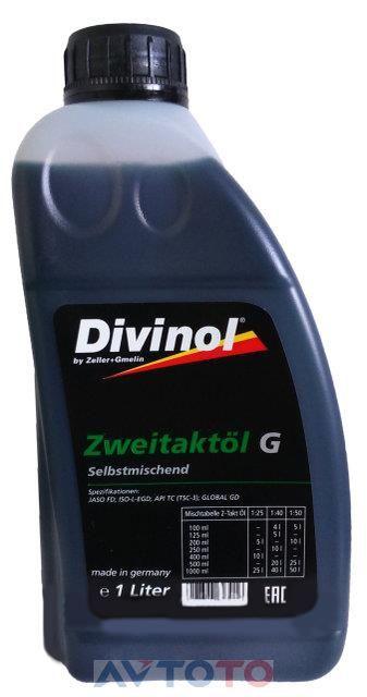 Моторное масло Divinol 26670C069