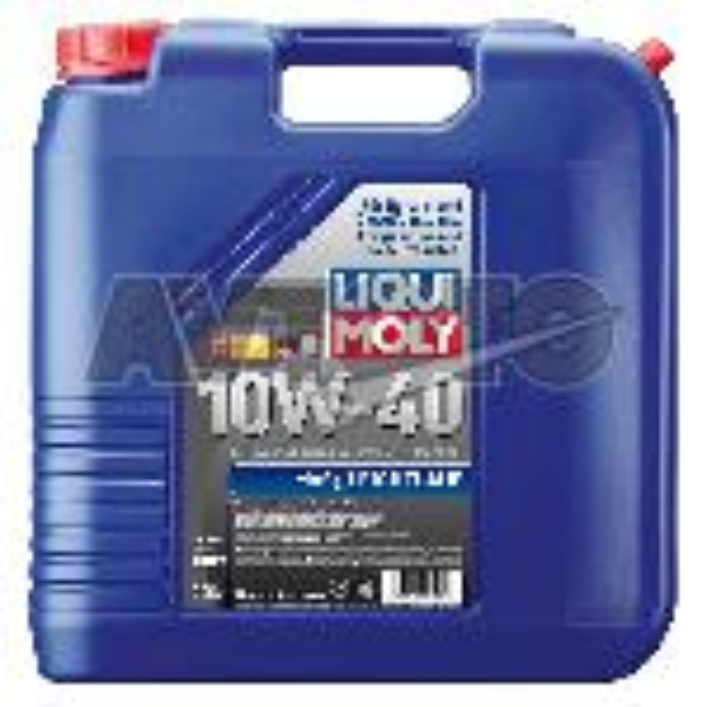 Моторное масло Liqui Moly 1089