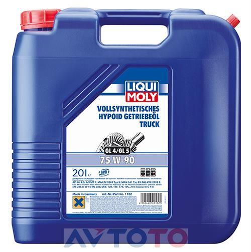 Трансмиссионное масло Liqui Moly 1182