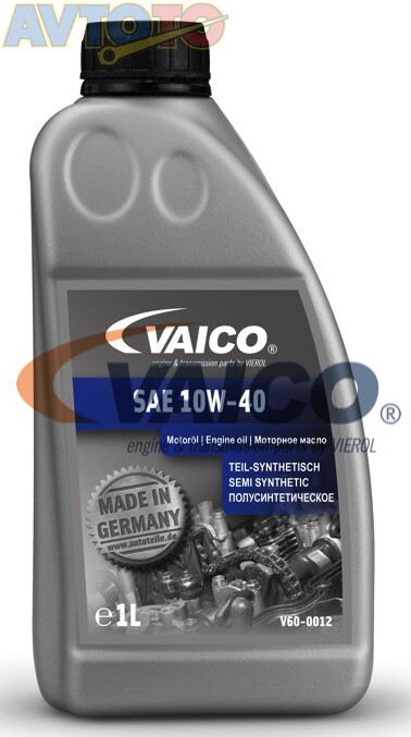 Моторное масло Vaico V600012