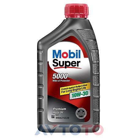 Моторное масло Mobil 112886