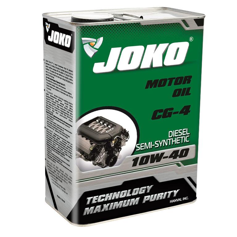Моторное масло Joko JCG104