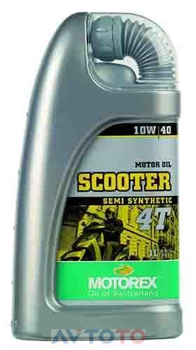 Моторное масло Motorex 302100