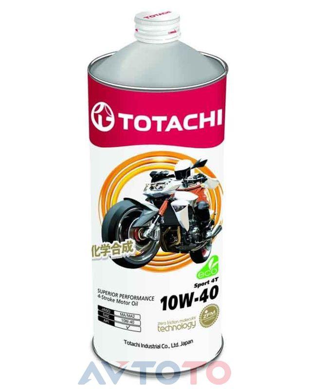 Моторное масло Totachi 4562374698185