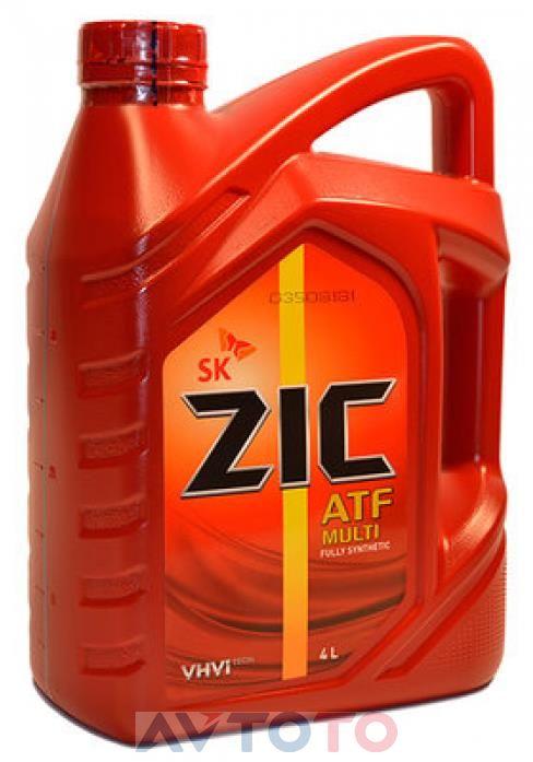 Трансмиссионное масло ZIC 162628
