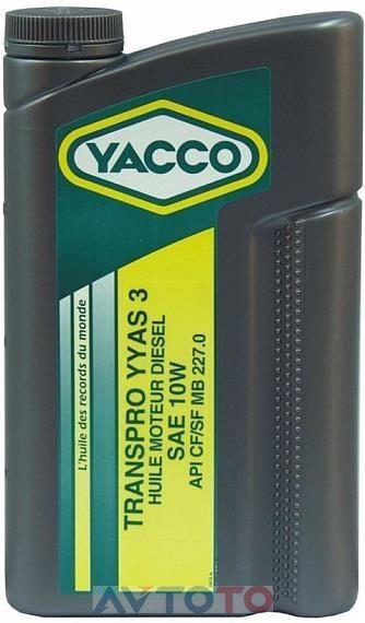 Моторное масло Yacco 322025