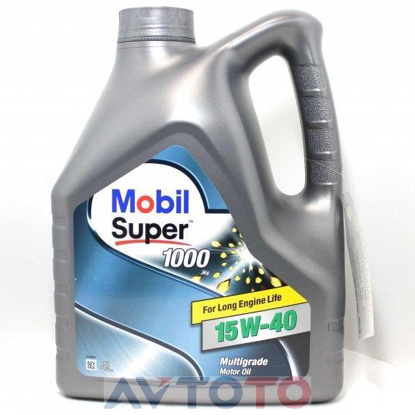 Моторное масло Mobil 152058