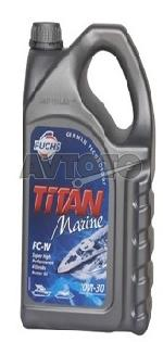 Моторное масло Fuchs 600816537