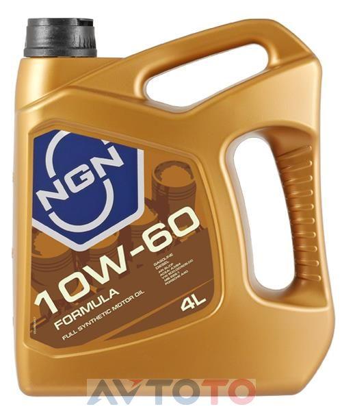 Моторное масло NGN Oil 10W60SLCFFORMULA4L