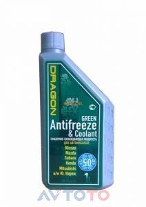 Охлаждающая жидкость S-Oil DAFGREEN01