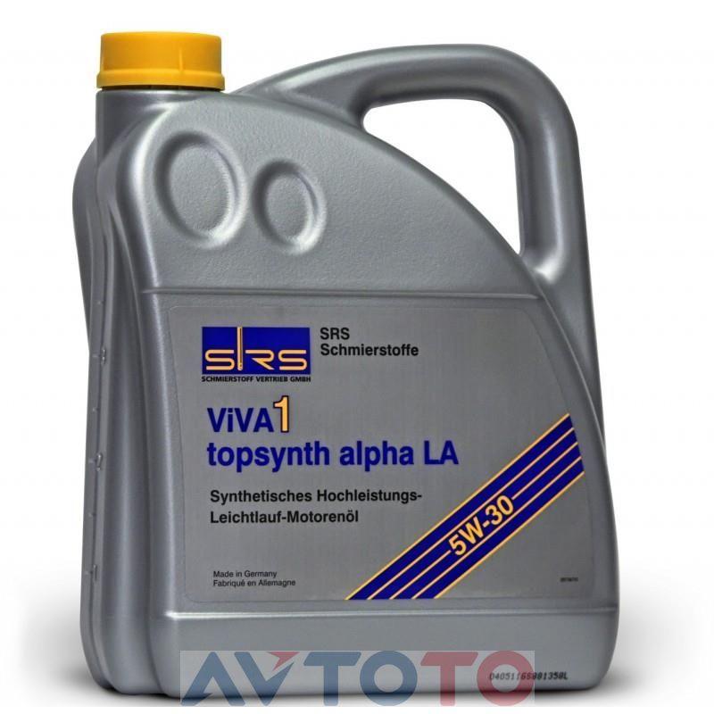 Моторное масло SRS 4033885001127