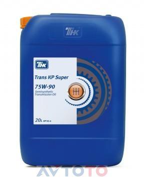 Трансмиссионное масло ТНК 40617960