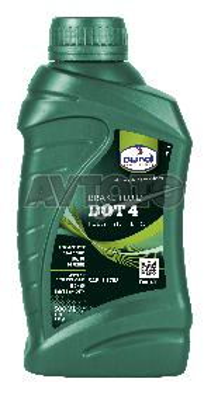 Тормозная жидкость Eurol E801400500ML