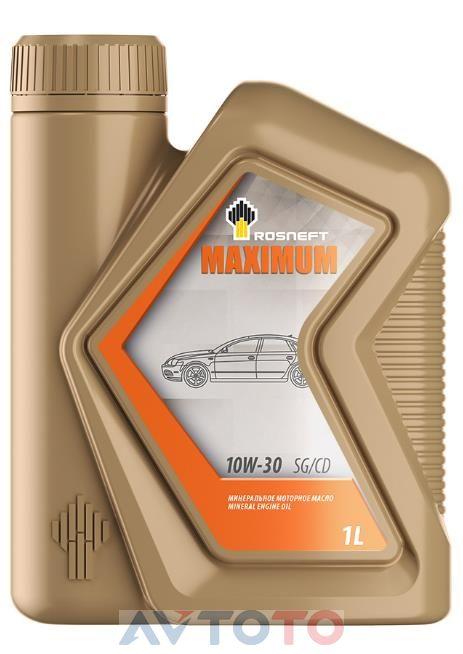 Моторное масло Роснефть 40814232